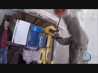 Водоснабжение в гараже (Абиссинский колодец)