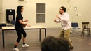 Stage Combat GB 2016 Katie and Justin