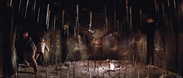 'Indiana Jones and the Temple of Doom' (1984)