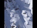 Candide Thovex    Sketchy drop in
