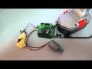 Arduino Motor Servo Shield Zelectro (Подключение DC моторов)