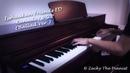 Isshuukan Friends ED Kanade かなで Ballad Ver Piano Arrangement