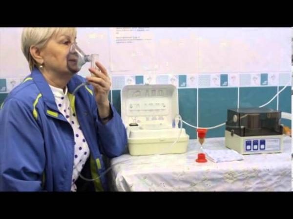 Ингаляторы для лечения аллергии (Little Doctor)