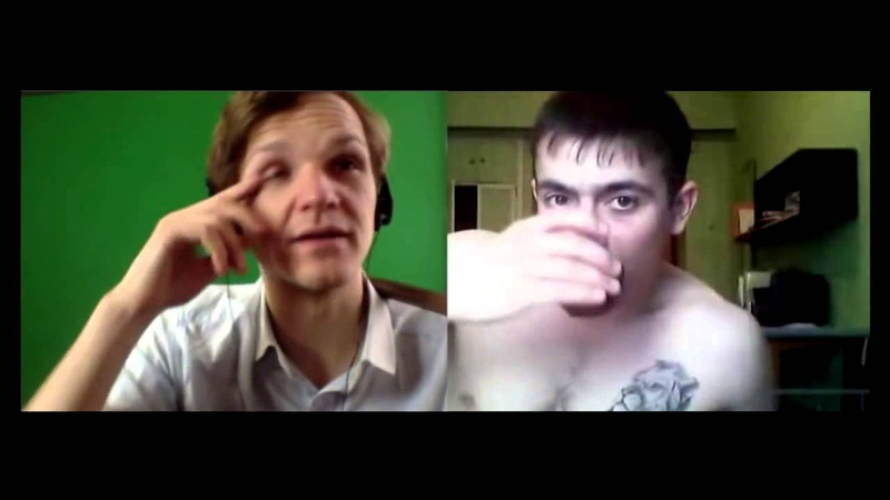 ЛАРИН Видеочат Военные Моряки 21