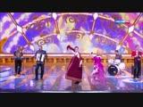 Андрей Баринов и Надежда Кадышева - Течёт ручей (пародия) (HD)