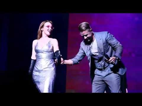 Митя Фомин и Альбина Джанабаева - Спасибо, сердце (Live, Удачные песни)