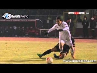 Elazigspor vs Galatasaray - Aydin Sakatlanmasi