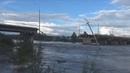 Волноваться нет причин Мост уплыл в Крым