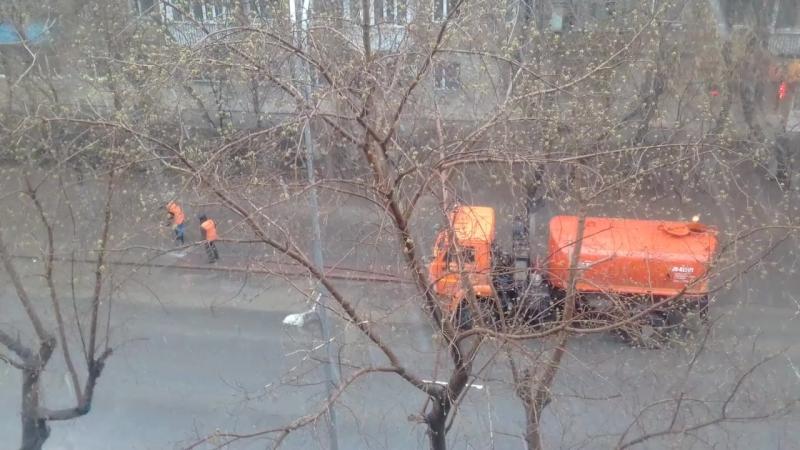 Влажная уборка в Караганде.