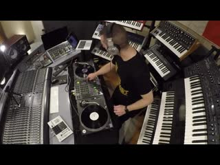 Giuseppe ottaviani @ home studio (vinyl set part 2)