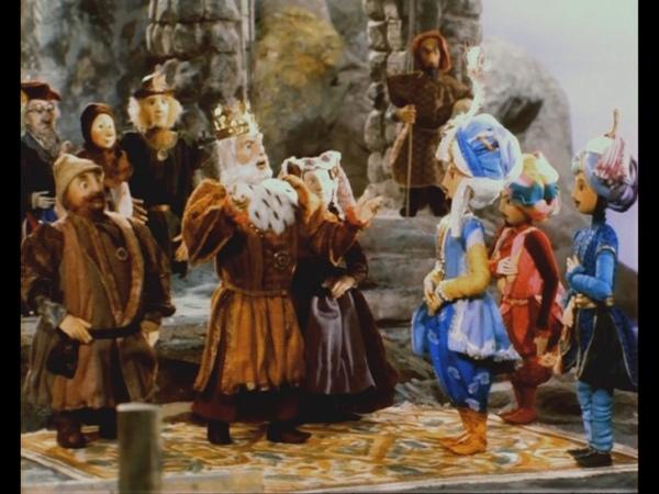 Белая цапля (1987). Советский кукольный мультфильм | Мультфильмы. Золотая коллекция