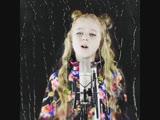 Ребенок спела украинский хит