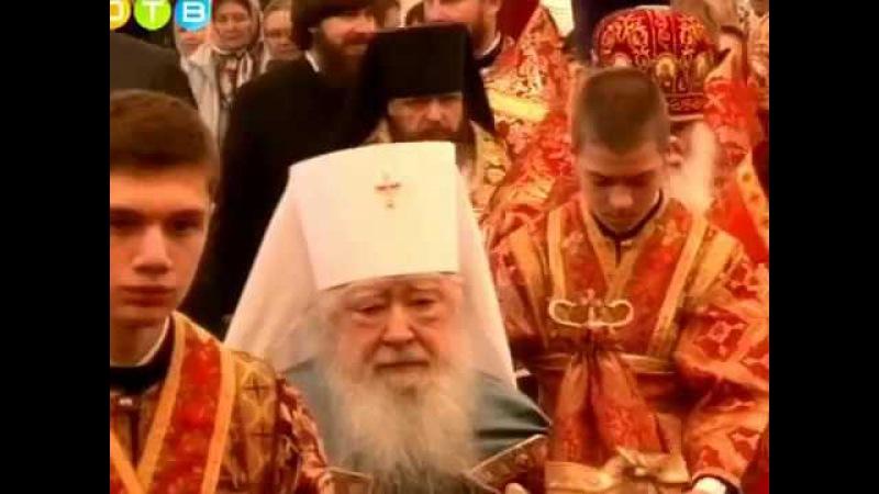 Архиерейское богослужение в Георгиевском соборе Детская литургия 14 мая 2017 года
