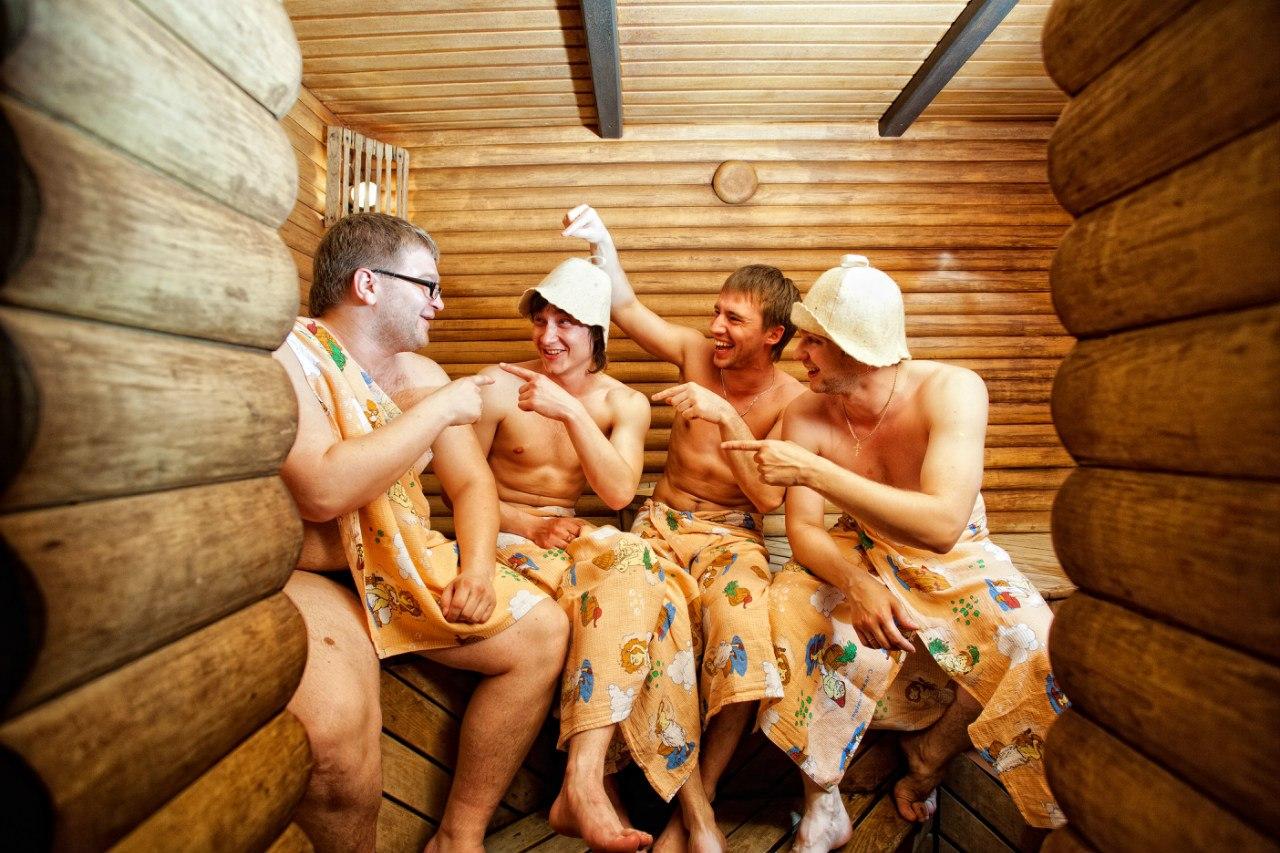 Праздник в бане 16 фотография