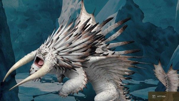 Виды и описание драконов   Как Приручить Дракона   ВКонтакте