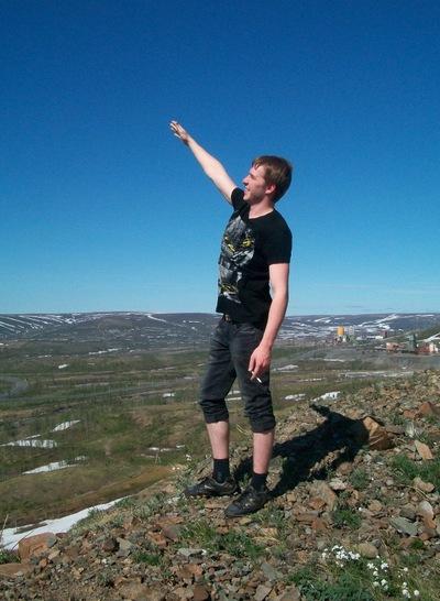 Дмитрий Романов, 22 февраля , Норильск, id152017049