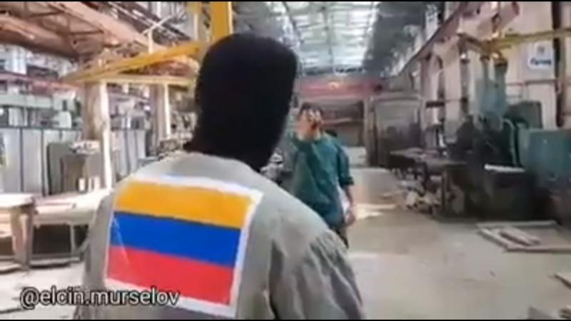 На это раз вместо «армянского оккупанта» пантюркисты застрелили то ли колумбийца, то ли эквадорца... а может и венесуэльца