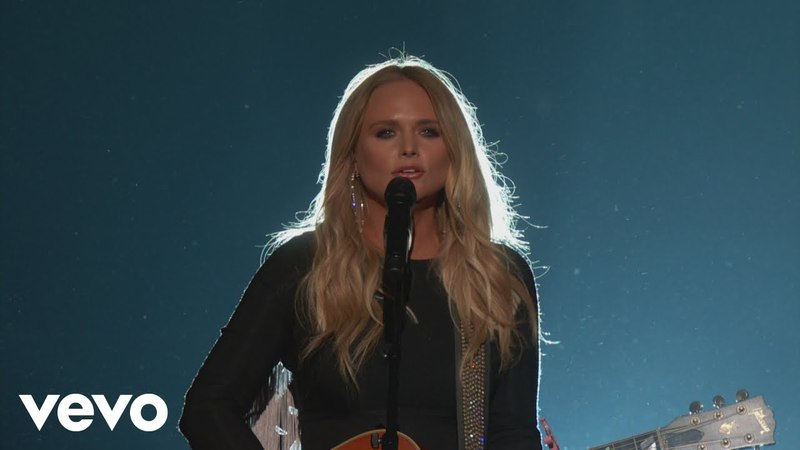 Miranda Lambert - Tin Man (2017 ACM Awards Performance)