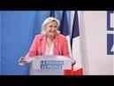 Réunion publique à La Rochette (73) : discours de Marine Le Pen
