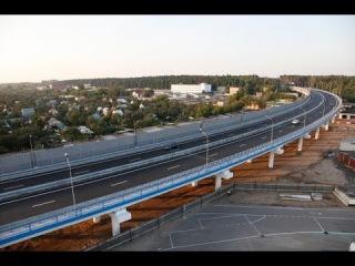 Сфера ТВ об открытии подъездной дороги к ЛИИ 08.08.2013