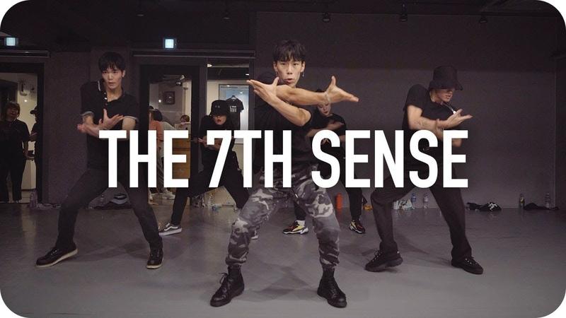 The 7th Sense (일곱번째 감각) - NCT U Koosung Jung Choreography