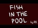 Fish in the pool