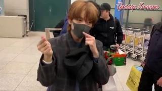 181223 Lee Joon Gi (이준기) Arrived In Korea