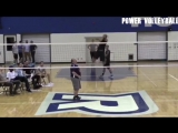 Volleyball Players Without Gravity ● Monsters of the Vertical Jump (HD)