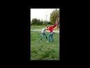 White chick fight