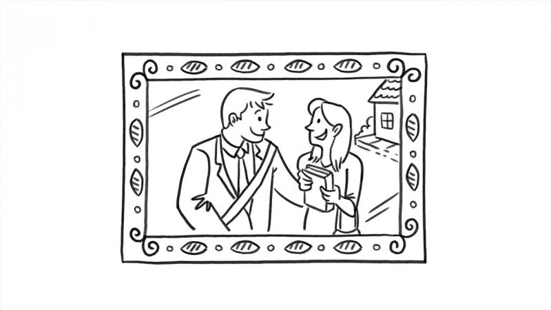 06. Что это - любовь или влюбленность (Фломастерная анимация) (1)