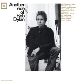 Bob Dylan альбом Another Side Of Bob Dylan (2010 Mono Version)