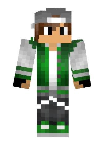 скачать крутой скин для Minecraft - фото 5