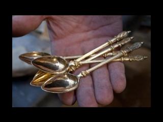 Клад Нарышкиных. Клад золото и старинной серебряной посуды