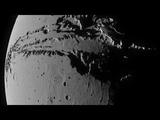 Valles Marineris sunset study
