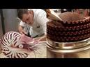 El Mejor Chef Pastelero del Mundo l El Dios del Chocolate - Pasteles y Decoraciones Increibles
