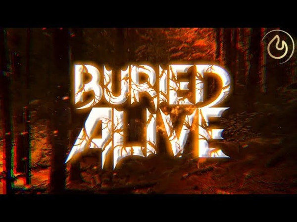 My Own Affliction Buried Alive Lyric Video