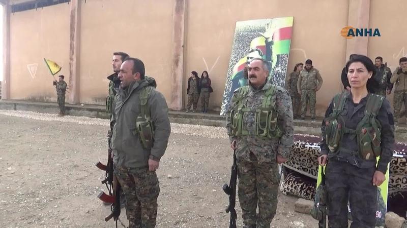 شبيبة الشمال السوري يلتحقون بصفوف المقاو1605
