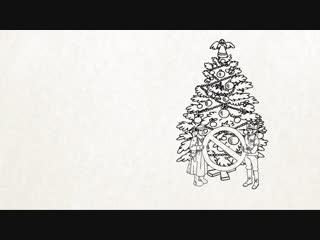 Вежливые Русские - Как принято отмечать Рождество в России? (Серия 15)
