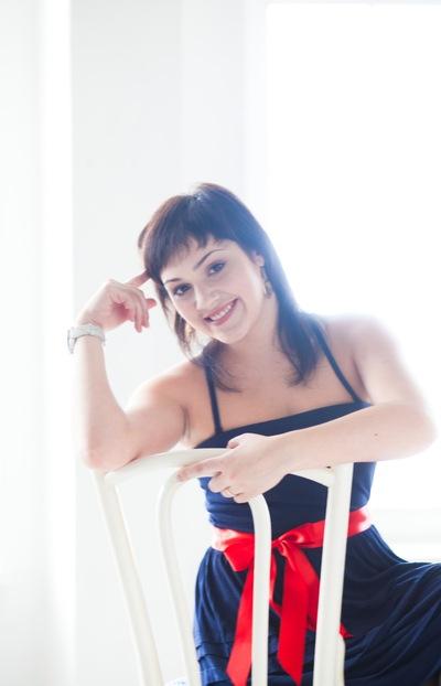 Маша Тетерина, 1 июля , Губкинский, id98378637