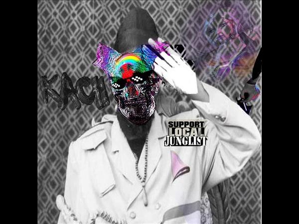 Kach - Local Junglist I (NeuroFunk, DnB Mix)