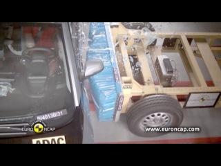 BMW i3 - Краш-тесты 2013
