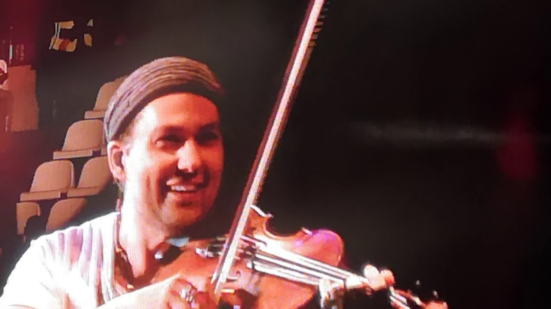 David Garrett Roma 17.10.2018 Dangerous