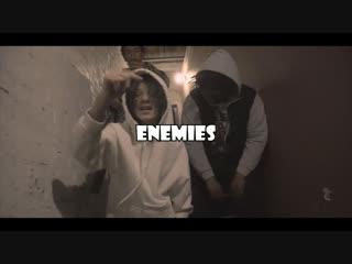 Matt Ox, Zeus Ox Ox Flacko - Enemies (Music Video) Shot by @Jmoney1041
