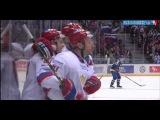 RUSSIA - SWEDEN 3:2 █ Кубок Первого канала 2014 █ Россия Швеция