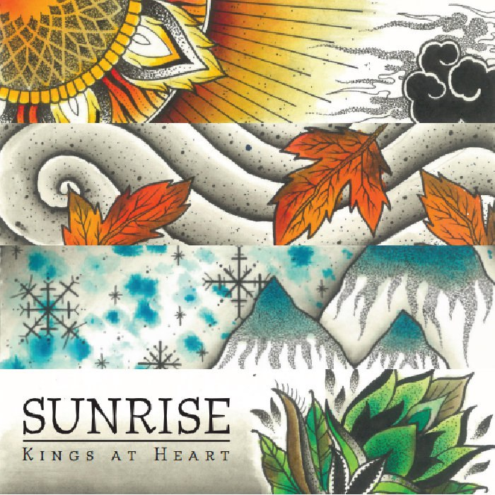 Kings At Heart - Sunrise [EP] (2016)