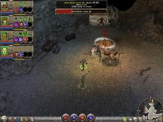 dungeon siege 4
