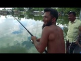 Big Tilapia Fishing Videos By Using Fishing Rod &amp Reel