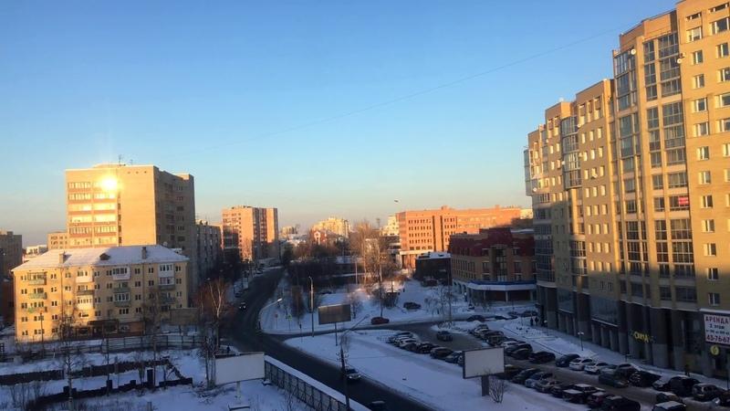 Архангельск 2018 город воинской славы 4К Ultra HD