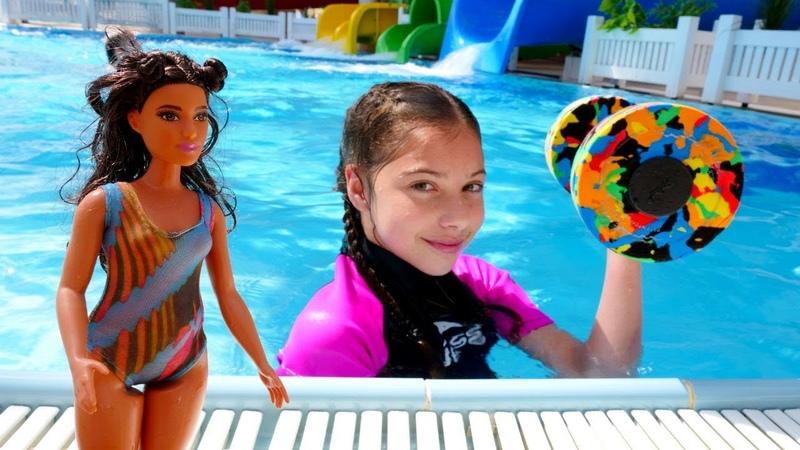 Barbie yüzünden Polen aqua fitness hocası olamıyor