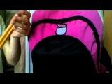 Что лежит в моем школьном рюкзаке